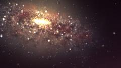 Stock Video Footage of Warp travel other galaxies Astrology universe faster than light