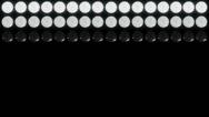 Stock Video Footage of 4K Led Lights 1