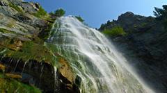 Bridal Veil Falls ms HD Stock Footage
