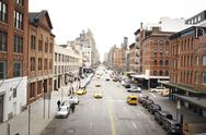 Stock Photo of meatpacking district