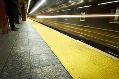 Times Square metroasema, New York City Kuvituskuvat