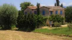 Country house in Italy Stock Footage