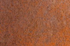 Rusty metal plate background texture Stock Photos