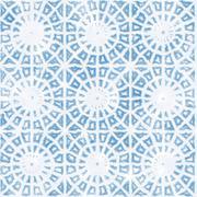 Frosty pattern Stock Illustration