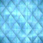 Aquamarine crystal Stock Illustration