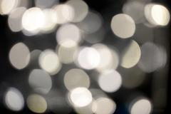 Background bokeh of party lights Stock Photos