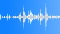 wastebin walking - sound effect