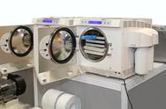 Stock Photo of sterilizer