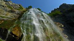 Bridal Veil Falls HD Stock Footage