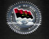 Stock Illustration of Flag Angola quality designer flag