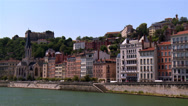 Stock Video Footage of Lyon_France
