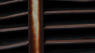 Stock Video Footage of Rust, Metal and Wood Textures