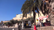 Stock Video Footage of jerusalem old city gate