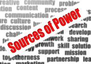 Stock Illustration of Sources of Power