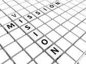 Stock Illustration of Vision mission