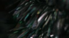 Fir-Tree macro background - stock footage