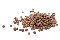 allspice (jamaican pepper, newspice) - stock photo