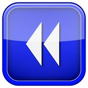 Stock Illustration of rewind icon