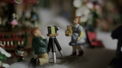 4K Ultra HD - Christmas Toys Scene Stock Footage