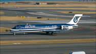 Stock Video Footage of AirTran Airlines Colts