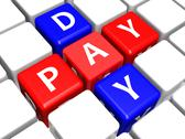 Stock Illustration of Pay day
