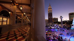 Venetian Las Vegas Strip #2 Stock Footage