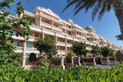 Stock Photo of kempinski hotel & residences palm jumeirah