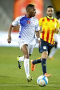 Cape Verdean player Garry Mendes - stock photo
