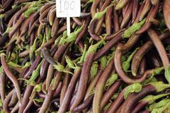 Fresh market produce - stock photo