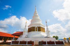 Phra chedi sri vichai jomsiri Stock Photos