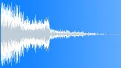 Scream Boom Sound Effect