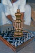King maker, leadership concept Stock Photos