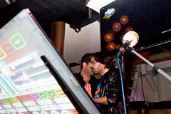 Disco party Kuvituskuvat