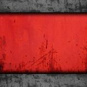 Background red metal texture iron grunge wall old rusty rust pat Stock Illustration