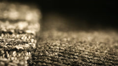 Wool background Stock Footage