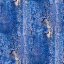 Stock Photo of seamless texture of rusty blue colored rough