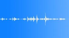 Chimes resonating randomly - sound effect