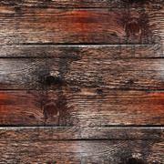 Tree old boards seamless background Stock Photos