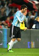 Argentinian player Gonzalo Higuain - stock photo