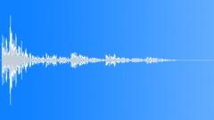 Metal smash select - sound effect