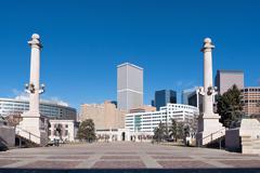 Stock Photo of Denver Skyline