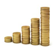 Money Saving Stock Illustration