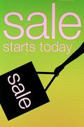 Stock Illustration of sale and discount concept