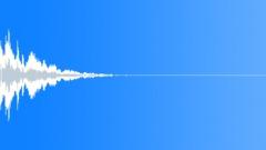 Sparkle strike 05 Sound Effect