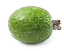 Feijoa fruit - stock photo
