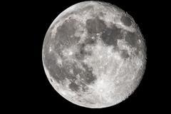 The moon Stock Photos