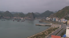 Cat Ba, Vietnam Stock Footage