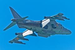 Av-8b harrier plus Stock Photos