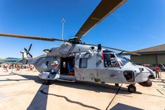 Eurocopter nh90 Stock Photos
