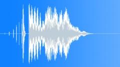 Cartoon - magic run up leap Sound Effect